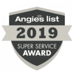 Angie's List's award logo