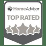 HomeAdvisor's award logo