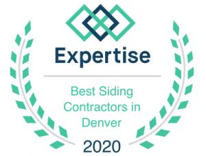 Expertise best siding contractor in denver logo
