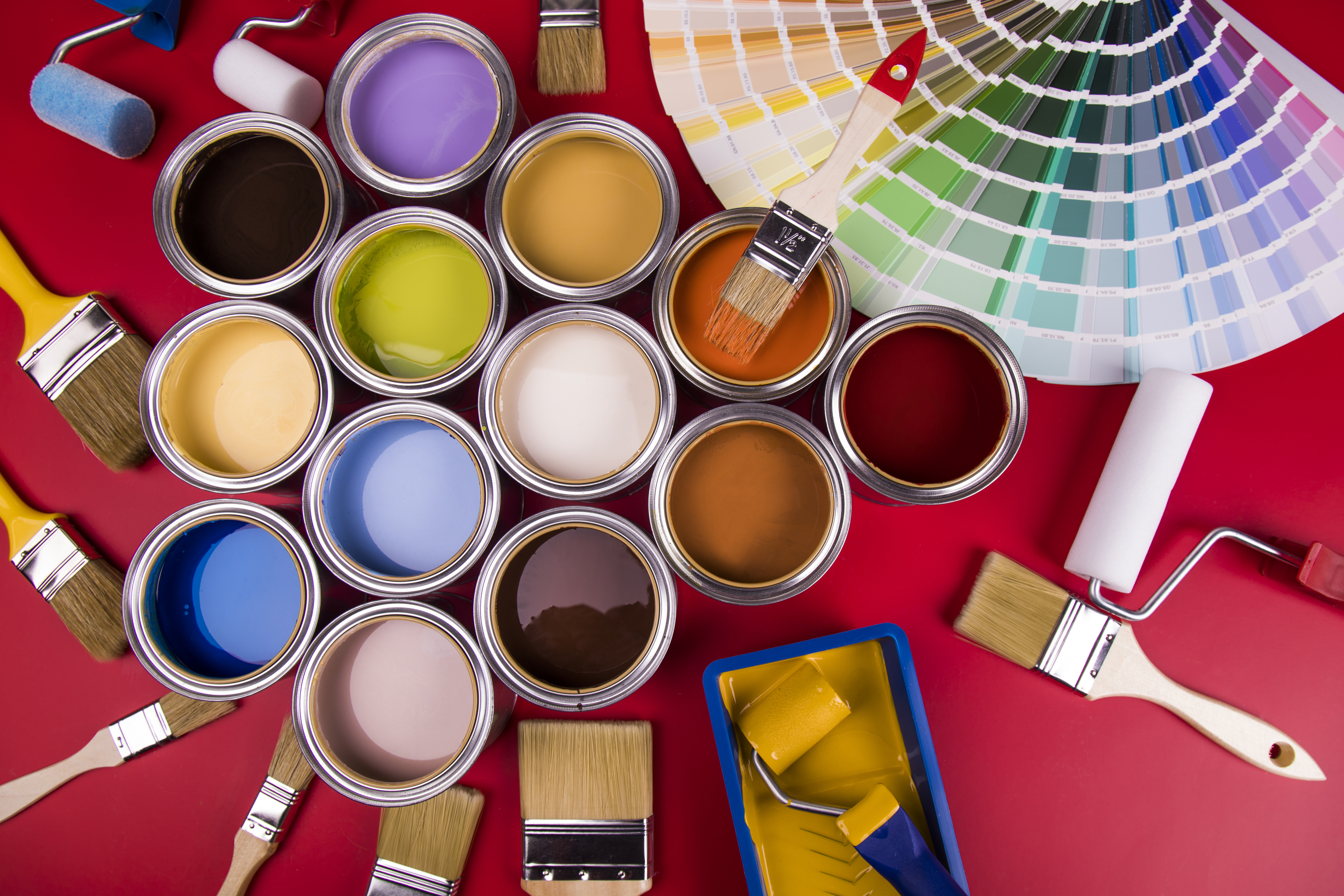 Why We Only Use Sherwin Williams Duration Paint